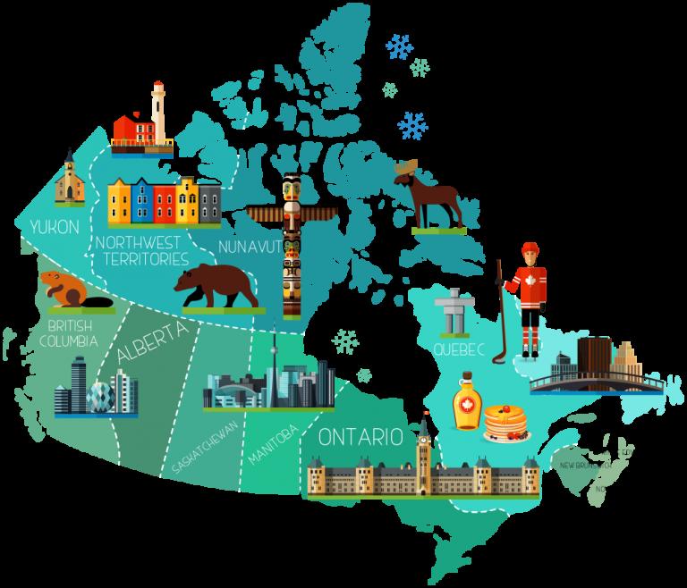โครงการแลกเปลี่ยนวัฒธรรม ณ ประเทศแคนาดา